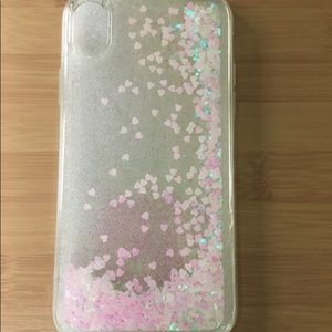 Accessories - Liquid Glitter iPhone Case